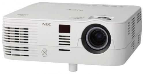 Проектор NEC VE281X 1024x768 2800 люмен 3000:1 белый