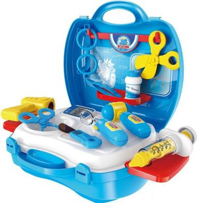 Игровой набор 1toy Профи доктор в чемоданчике 18 предметов Т59013