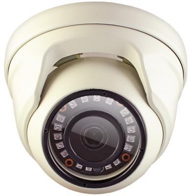 Камера видеонаблюдения Ginzzu HAD-2032A купольная 1/2.7