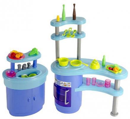Набор мебели 1Toy Красотка: Гламур - Кухня Т54506