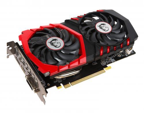 Видеокарта 2048Mb MSI GeForce GTX 1050 PCI-E 128bit GDDR5 DVI HDMI DP HDCP GTX 1050 GAMING X 2G Retail