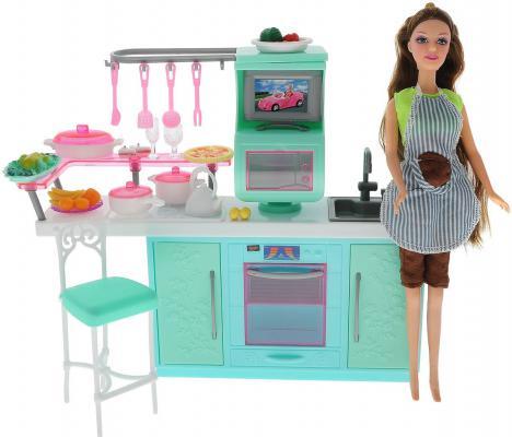 Набор мебели 1Toy кухня - Красотка Т54500