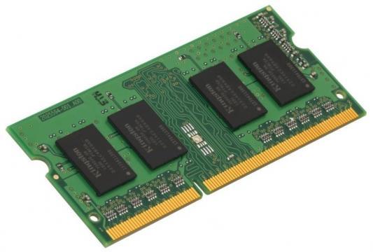 Оперативная память для ноутбуков SO-DDR4 8Gb PC19200 2400MHz Kingston KVR24S17S8/8