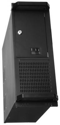 Серверный корпус 4U Exegate EX254716RUS 4U4019S Без БП чёрный