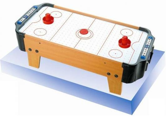 Настольная игра S+S TOYS спортивная Аэрохоккей сс76721 ролевые игры s s toys игрушка волшебная палочка