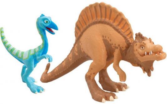 "Набор фигурок Tomy ""Поезд Динозавров"" - Старый Спинозавр и X-Ray Орен"