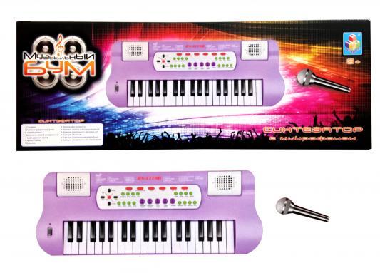 Синтезатор 1toy Музыкальный бум Т59140 free shipping one pair viborg 99 999