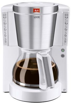 Кофеварка Melitta Look IV DeLuxe (20979) белый