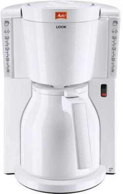 Кофеварка Melitta Therm Basic белый melitta 19434