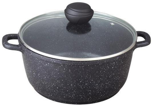 Кастрюля Bekker BK-1108 30 см 7.5 л алюминий цена