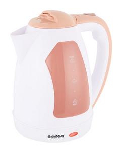 Чайник ENDEVER Skyline 2200 Вт белый 2 л пластик 354-KR стоимость