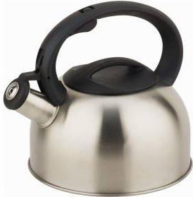 Чайник Bekker 531S-BK металлик 2.7 л металл