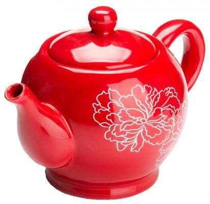 Чайник заварочный Loraine LR-25838 0.95 л доломит красный loraine заварочный чайник loraine 24824 0 92 л ex8mvpn