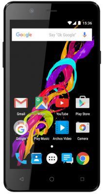 """Смартфон ARCHOS 50 Titanium 4G черный 5"""" 8 Гб LTE Wi-Fi GPS 3G 503240"""