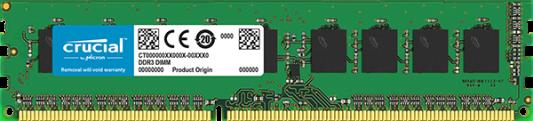 Оперативная память 4Gb PC3-14900 1866MHz DDR3 DIMM Crucial CT51264BD186DJ