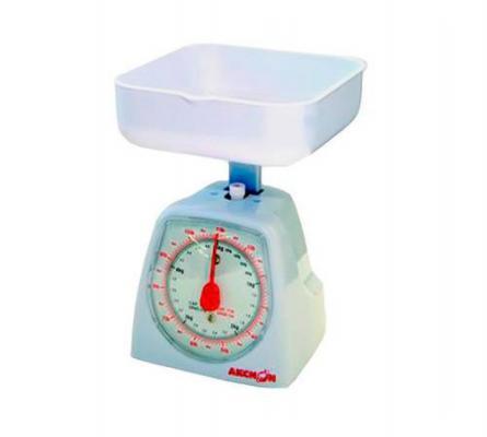 Весы кухонные Аксион ВКЕ-21 белый