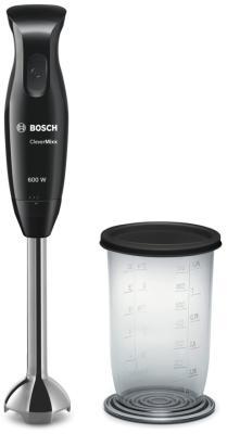 цена на Блендер погружной Bosch MSM 2610 B 600Вт чёрный CleverMixx