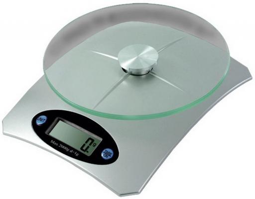 Весы кухонные GALAXY GL2802 серый цена и фото