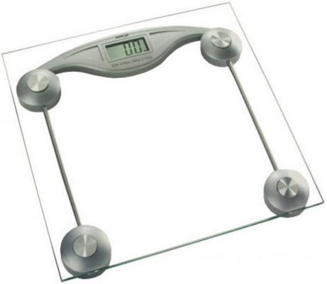 Весы напольные Аксион ВHЕ-32 прозрачный