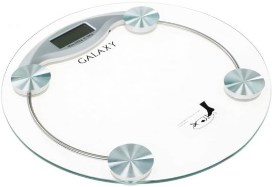 Весы напольные GALAXY GL4804 прозрачный