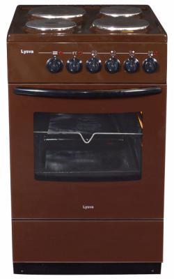 Электрическая плита Лысьва ЭП 402 М2С коричневый