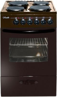 Электрическая плита Лысьва ЭП 402 МС коричневый