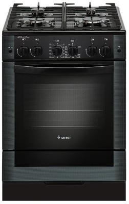 Газовая плита Gefest 6500-02 0115 черный газовая плита gefest 6500 02 0115 черный