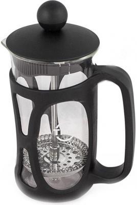 Френч-пресс Tima PM-800 чёрный 0.8 л пластик/стекло