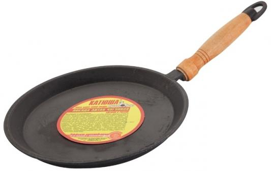 Сковорода Катюша Бл240 24 см чугун