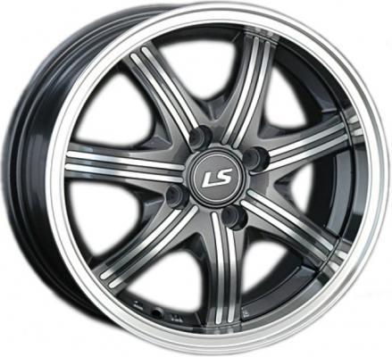 Диск LS Wheels 323 7xR17 5x114.3 мм ET45 GMF