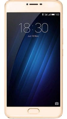 "Смартфон Meizu U10 золотистый 5"" 16 Гб Wi-Fi GPS 3G LTE"
