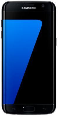 "Смартфон Samsung Galaxy S7 Edge черный 5.5"" 32 Гб NFC LTE Wi-Fi GPS 3G SM-G935FZKUSER+SM-T280NZKASER"