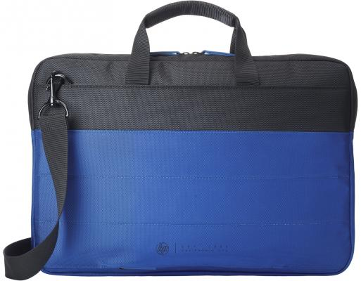 "Сумка для ноутбука 15.6"" HP Duotone Blue BriefCase EURO нейлон синий Y4T19AA"