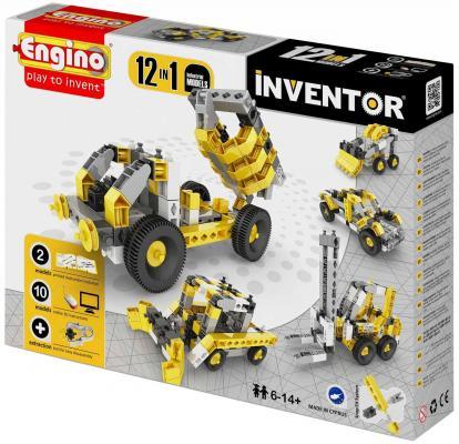 Конструктор ENGINO PB34 (1234) 125 элементов конструктор engino cars 69 элементов