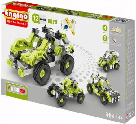 Купить Конструктор ENGINO PB31 (1231) 130 элементов, Пластмассовые конструкторы