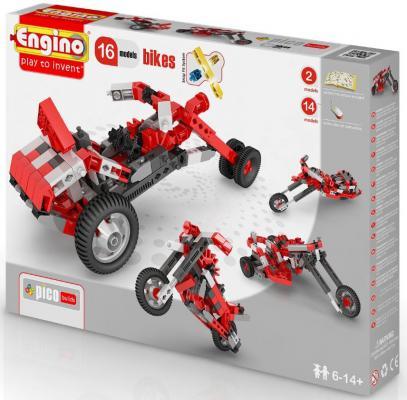 Конструктор Engino Inventor: Мотоциклы 141 элемент PB42
