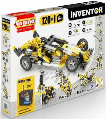 Конструктор Engino Inventor 272 элемента 12030 с мотором