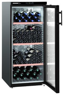 Винный шкаф Liebherr WKb 3212-20 001 черный винный шкаф caso winemaster touch aone черный