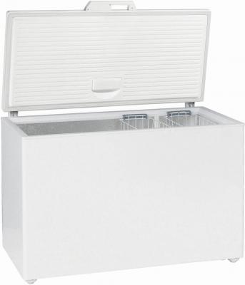 Морозильный ларь Liebherr GT 4232-20 001 белый морозильный ларь liebherr gt 3622 20 001 белый
