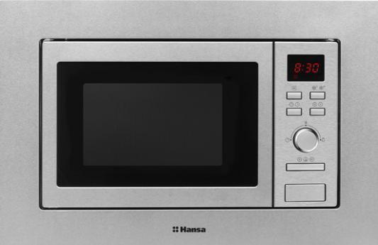 СВЧ Hansa AMM20BEXH 800 Вт серебристый
