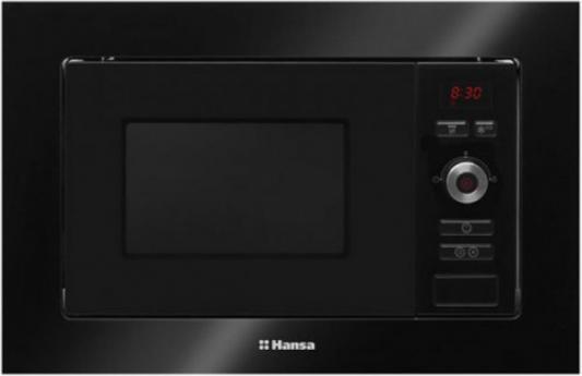 СВЧ Hansa AMM20BESH 800 Вт чёрный hansa fcew53049