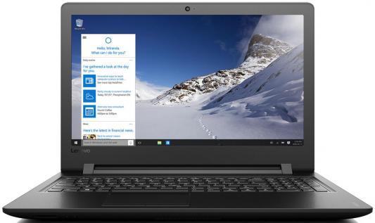 """Ноутбук Lenovo IdeaPad 110-15IBR 15.6"""" 1366x768 Intel Celeron-N3060 80T7003XRK"""