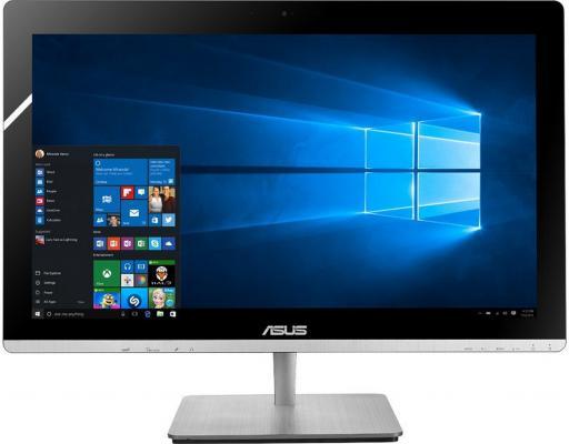 "Моноблок 23"" ASUS Vivo AiO V230ICGK-BC260X 1920 x 1080 Intel Core i5-6400T 4Gb 1Tb Nvidia GeForce GT 930M 2048 Мб Windows 10 Home серебристый черный 90PT01G1-M12470"