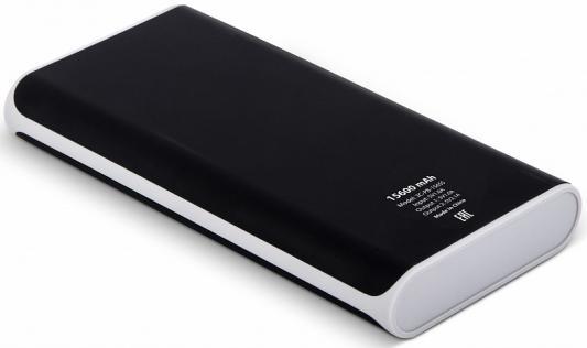 Портативное зарядное устройство 3C-PB-156SS 15600mAh черный серый портативное зарядное устройство prestige – pb 8000
