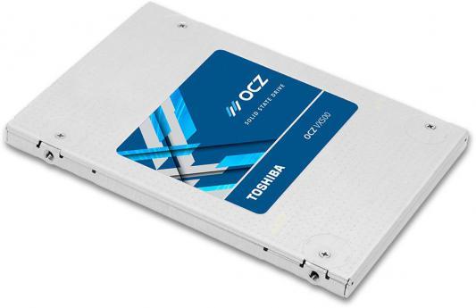 Твердотельный накопитель SSD 2.5 512Gb OCZ Toshiba Read 550Mb/s Write 515Mb/s SATAIII VX500-25SAT3-512G