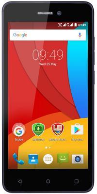 "Смартфон Prestigio Muze K5 серый 5"" 8 Гб Wi-Fi GPS 3G LTE PSP5509DUOGREY"