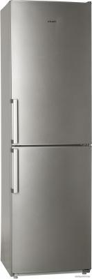 Холодильник Атлант ХМ 6325-181 серебристый двухкамерный холодильник atlant хм 6325 181
