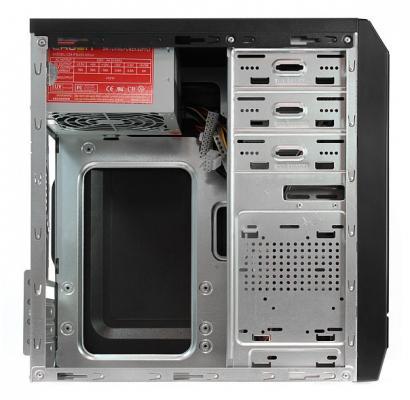 Корпус ATX Crown CMC-402 450 Вт чёрный
