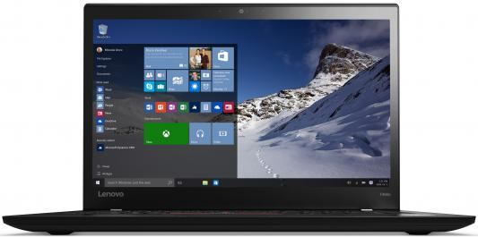 "Ультрабук Lenovo ThinkPad T460s 14"" 1920x1080 Intel Core i7-6600U"