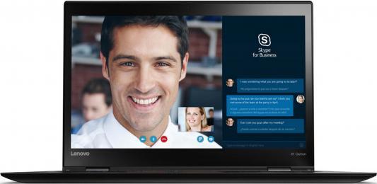 "Ультрабук Lenovo ThinkPad X1 Carbon 4 14"" 1920x1080 Intel Core i5-6200U 20FB0067RT"